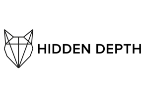 Hidden Depth web design